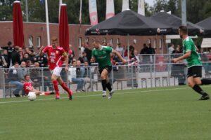 Sportlust '46 - DOVO NIck Verhagen; Arie Verhagen
