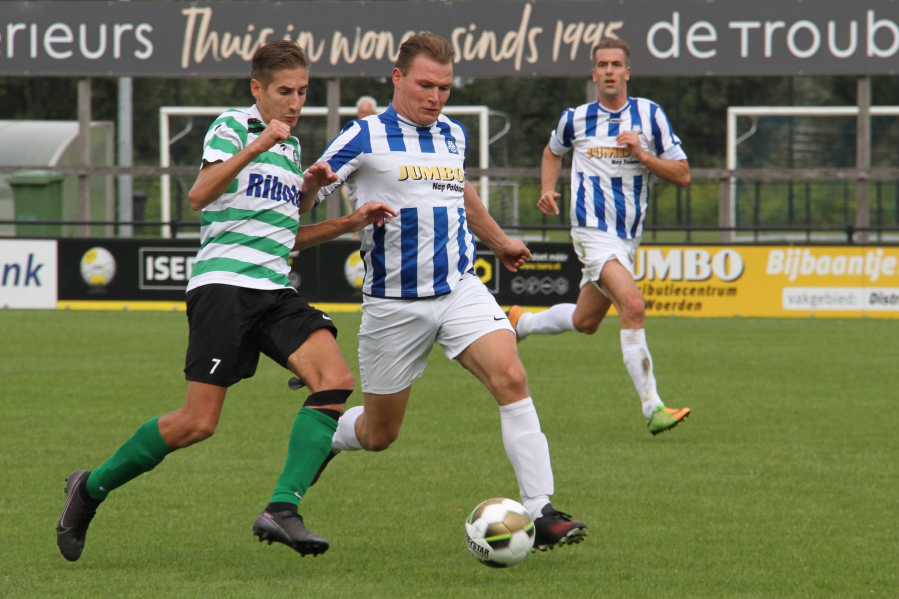 Sportief - SC Woerden; Jolanda Wouters kees jansen
