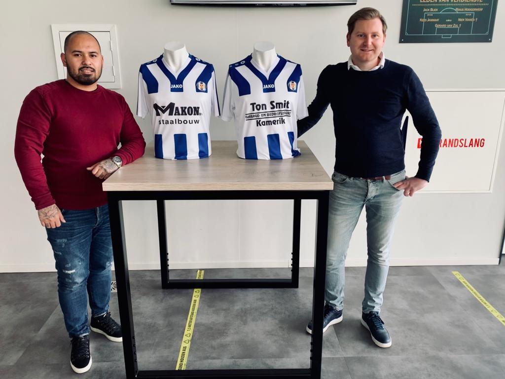 Sahertian en Molenaar - VV Kamerik
