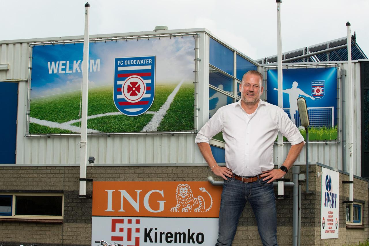 Harold van Aart - foto: Fred van Schaik/PR FC Oudewter