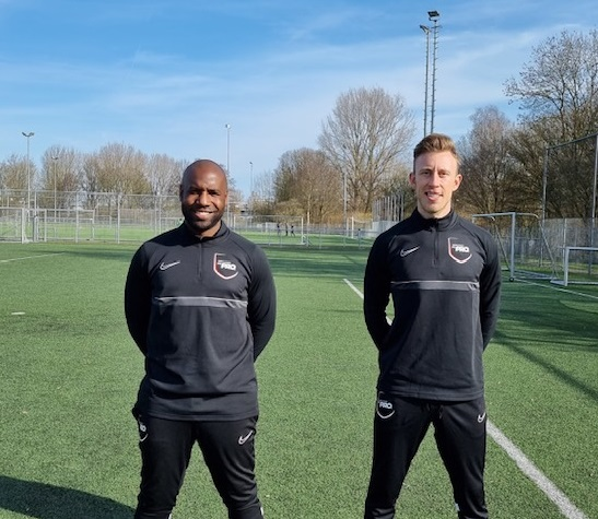 FC Pro; Kafel Voorn en Dico Koppers