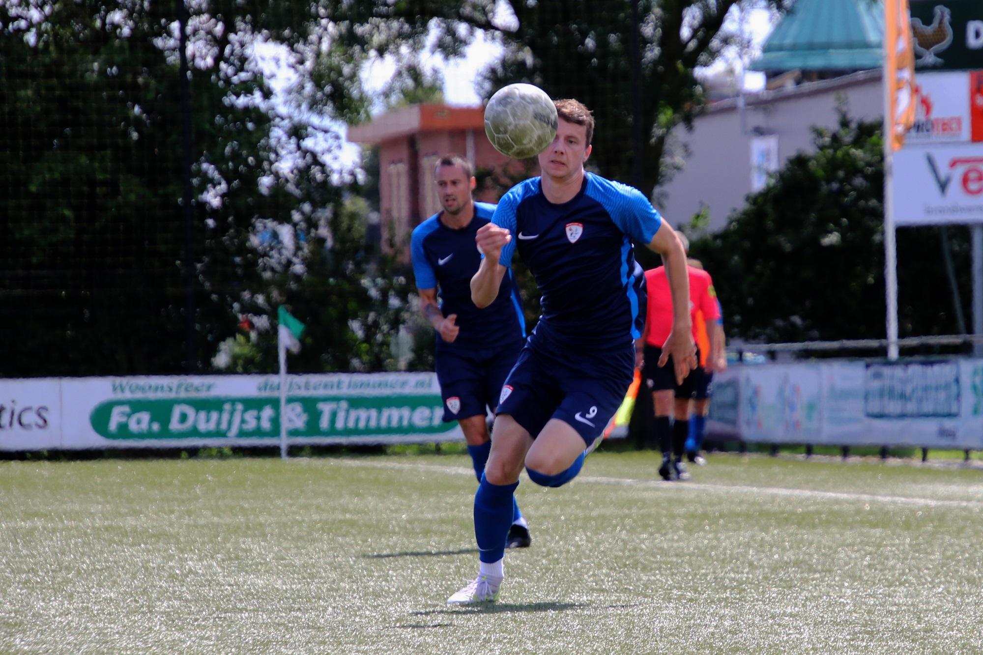 Mark van der Weijden (Sportlust '46)vs Eemdijk