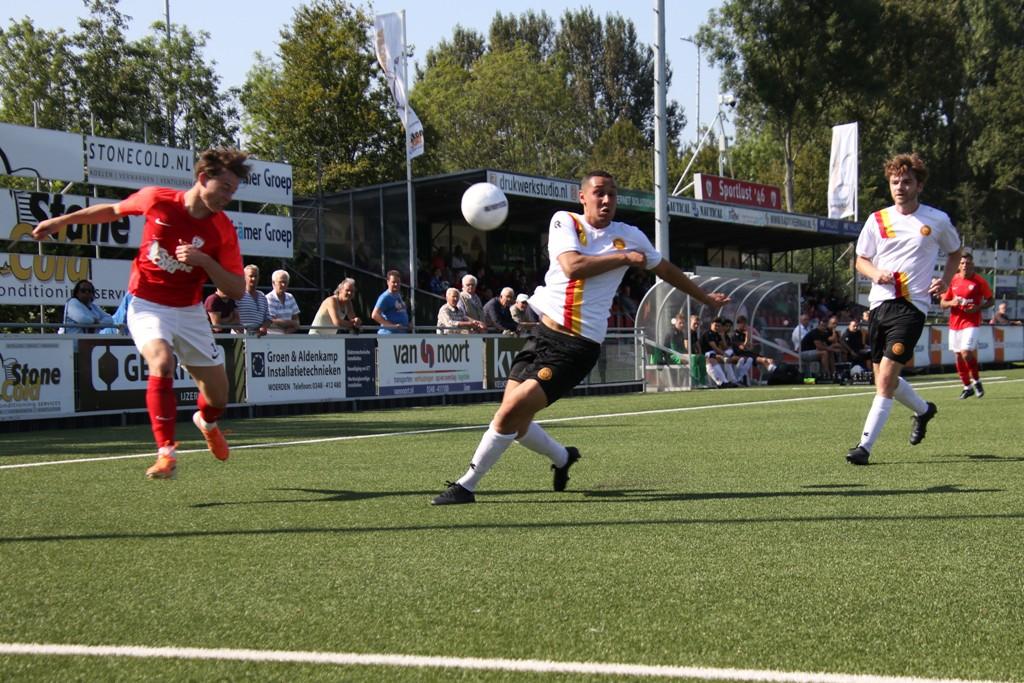 Sportlust '46 - Ter Leede - Wessel Meiring
