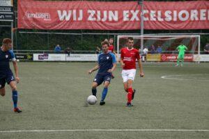 Excelsior '31 - Sportlust '46 Arie Verhagen